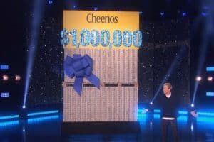 ellen degeneres gives audience a million dollars