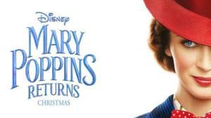 Mary Poppins Returns christams 2018