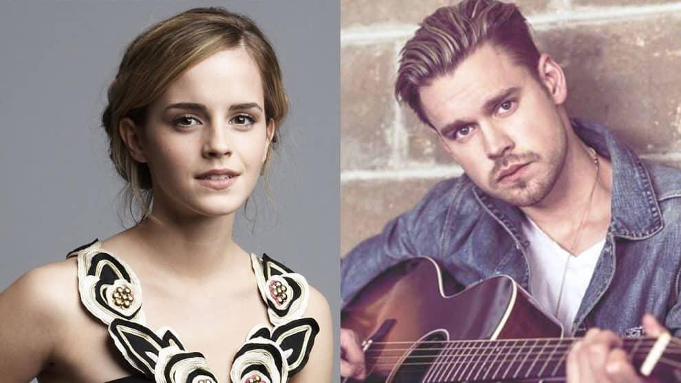 Glee\'s Chord Overstreet Now Dating Emma Watson | Zay Zay. Com
