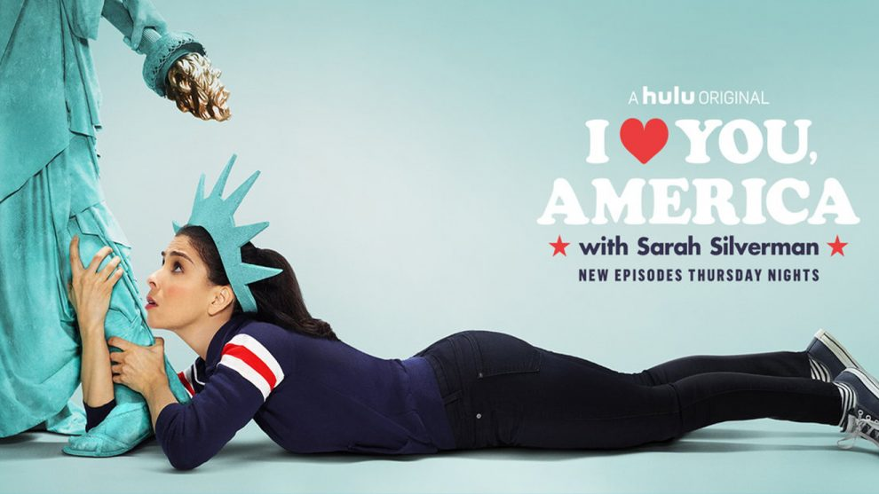 Watch I Love You, America With Sarah Silverman Online at Hulu
