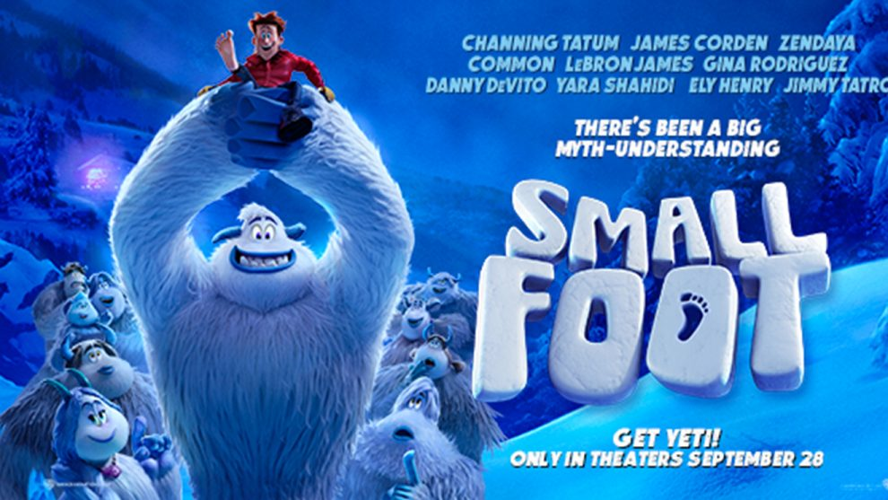 Kuvahaun tulos haulle smallfoot film poster