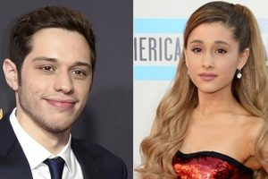 ariana grande and pete davidson engaged
