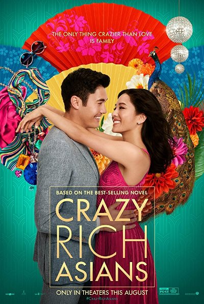 starring Constance Wu, Henry Golding, and Michelle Yeoh