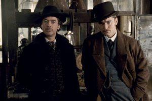 Third Sherlock Holmes movie slated for 2020