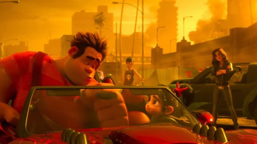 Gal Gadot Joins Ralph And Vanellope In New Ralph Breaks The Internet