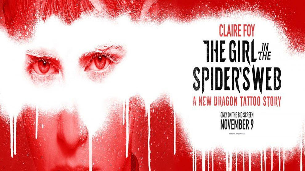 THE GIRL IN THE SPIDER'S WEB - Advance Screening Giveaway