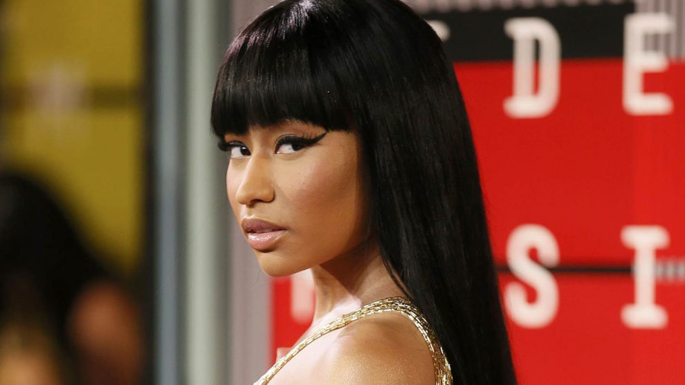 nicki minaj shares about her own experience with abusive