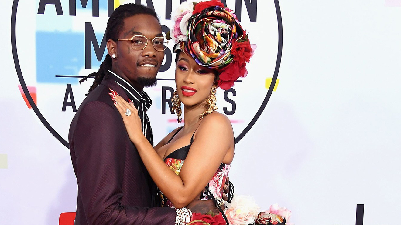 Cardi B Says Offset Has Picked Their Baby S Name
