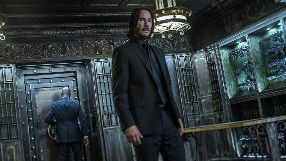 John Wick: Chapter 3 – Parabellum Coming 4K, Blu-ray, and