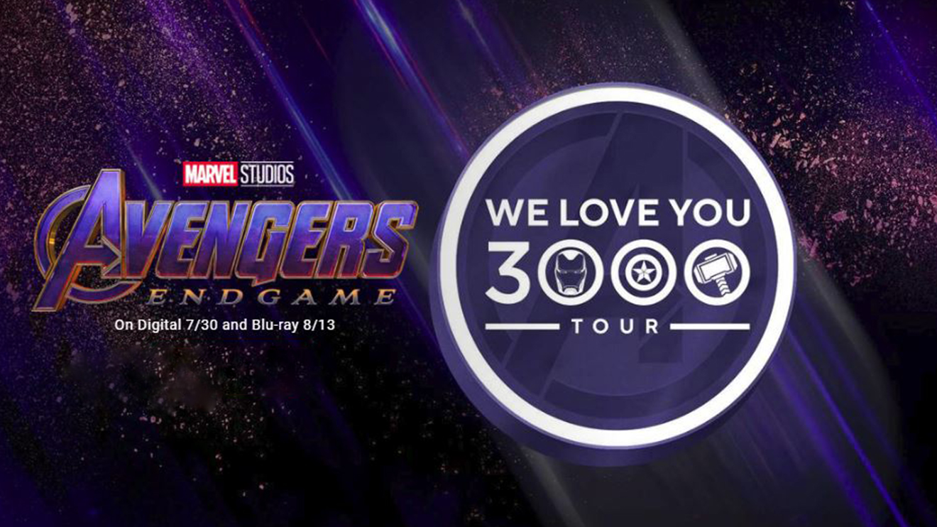 Announcing the Endgame Tour